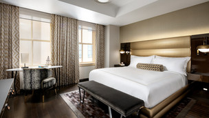 Case Study (Print & Interactive): The Sinclair Hotel