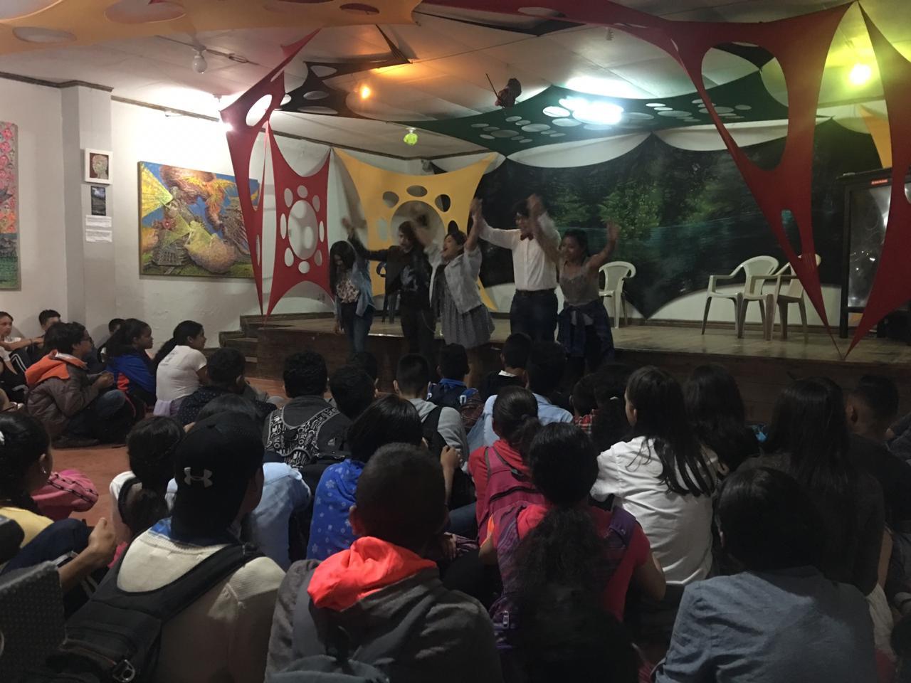 Presentacion Obra de Teatro RECREO_Preve