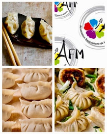 Atelier cuisine - Dumplings mars 2021