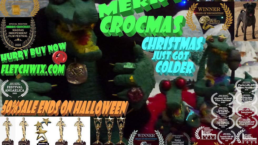 Merry Crocmas Music Video