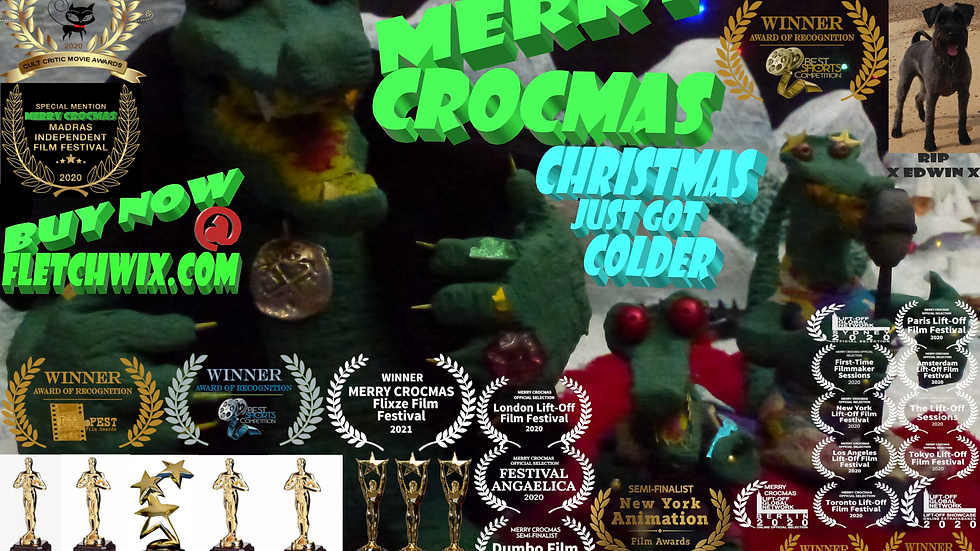 Merry Crocmas Music Video