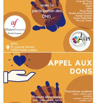 Café solidaire le 17 octobre