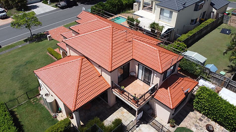 Roof Painting Service Gold Coast