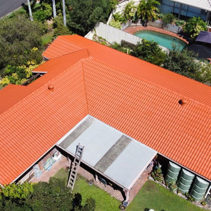 Ferny Hills Roof After Image