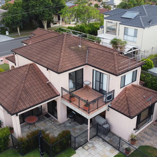 Carindale Roof TopBefore Image