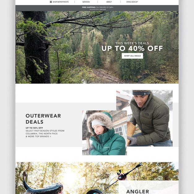 Field & Stream Late Winter Desktop