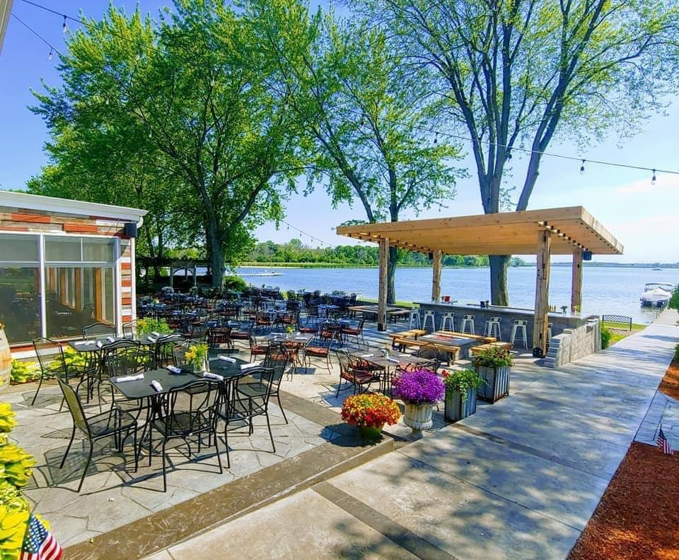 Best patio in Wisconsin