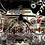 Thumbnail: Rear Brake Caliper Hanger Chrome Smooth
