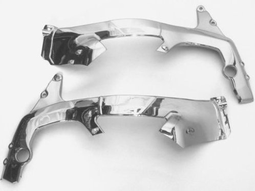 05-06 Honda CBR 1000RR Chrome Frame Covers