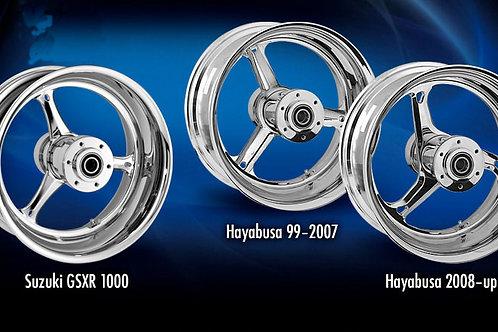 Rc Component Replica Rear Wheel
