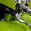 Thumbnail: 3D Chrome Scallop Diamond Cut Lever Bolts