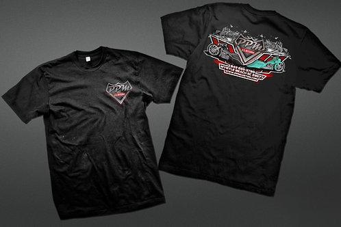 PPM Custom Bagger T-Shirt BLACK