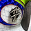 Thumbnail: Fairing Badge 3D Black Scallop No Cut Frame Slider