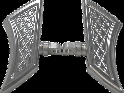 Eddie Trotta Chrome Mini Rolex Floor Boards 86-16 Models