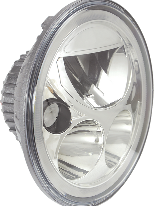 "Vision X 7"" Led Headlight Road King Street Glide"