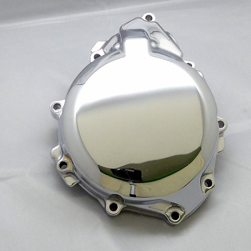 Hayabusa Chrome Factory Stator Cover Exchange
