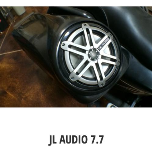 CRAZY 8 LIDS W/ JL 7.7 Audio Speakers