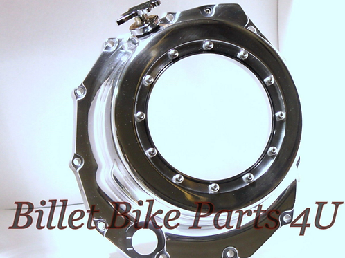 Clutch Cover Clear View (No Logo)