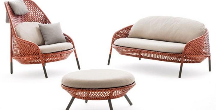Exotica Lounge Set