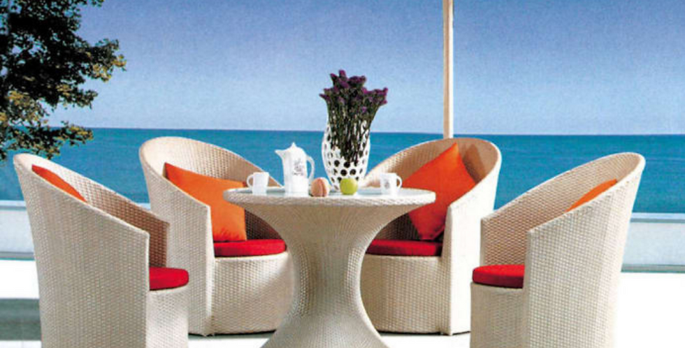 Ibiza Dining Set
