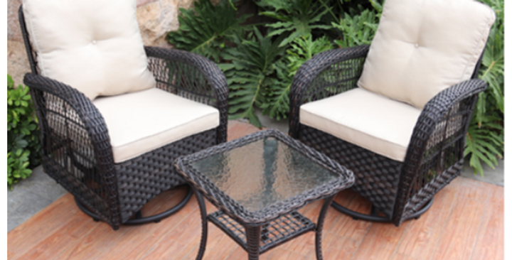 Food For Thought Bistro Set