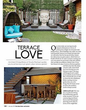 terrace garden designers