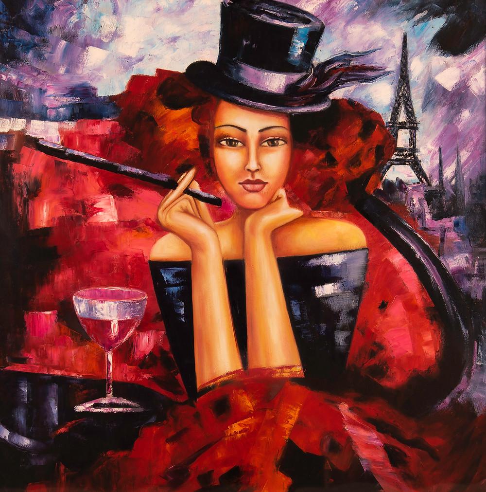 buy european paintings online India