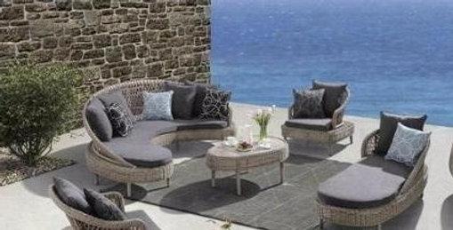 Mount Botanical Lounge Set