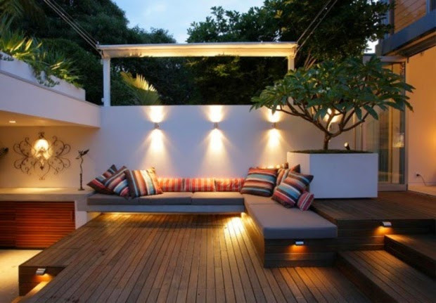 outdoor lighting, garden lighting in delhi, garden designers , delhi