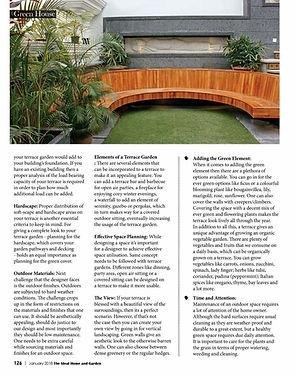 terrace designers