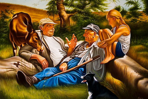 Company of Old Men