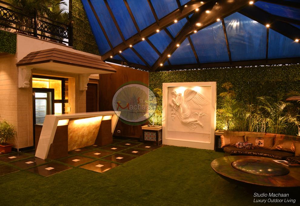 Rooftop Designers Delhi