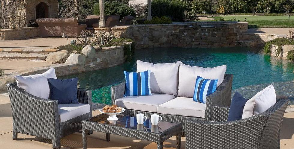 Rosetta Lounge Set