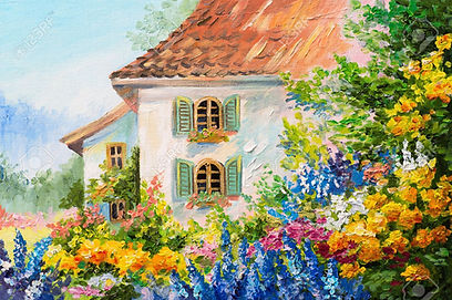 Landscape paintings in Delhi, Online art gallery in Delhi