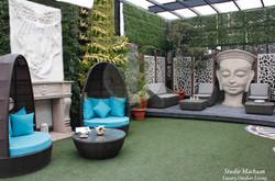 Terrace Designers in Delhi