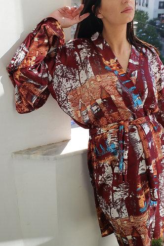 A Weekend in Roma Kimono