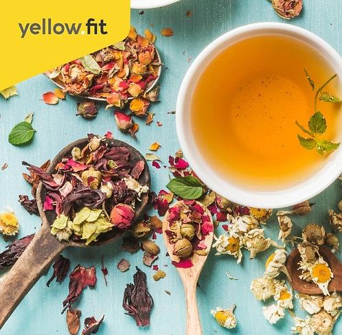 Yellow Fit Tea