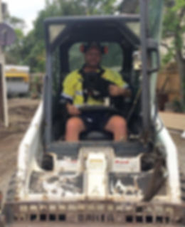 Darren in Bobcat