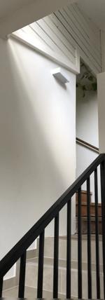 Black railing