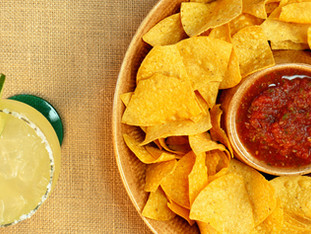 the devil's schemes and why chips and salsa won't protect you...completely