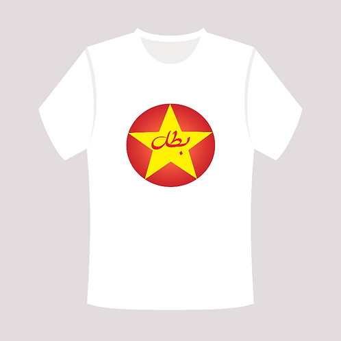 Kids T-shirt hero