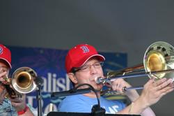 THE trombone!  Mr. Mike Grady