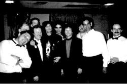 With Aerosmith