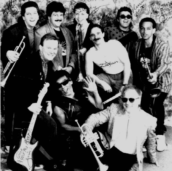 Many B Street Original Members