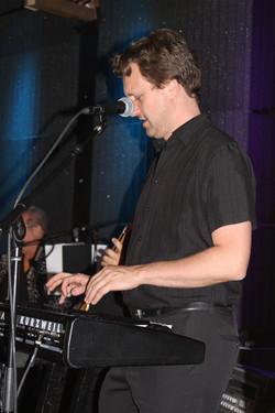 Denis on keys at Tupelo