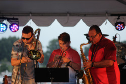Guest trumpet, Cam!