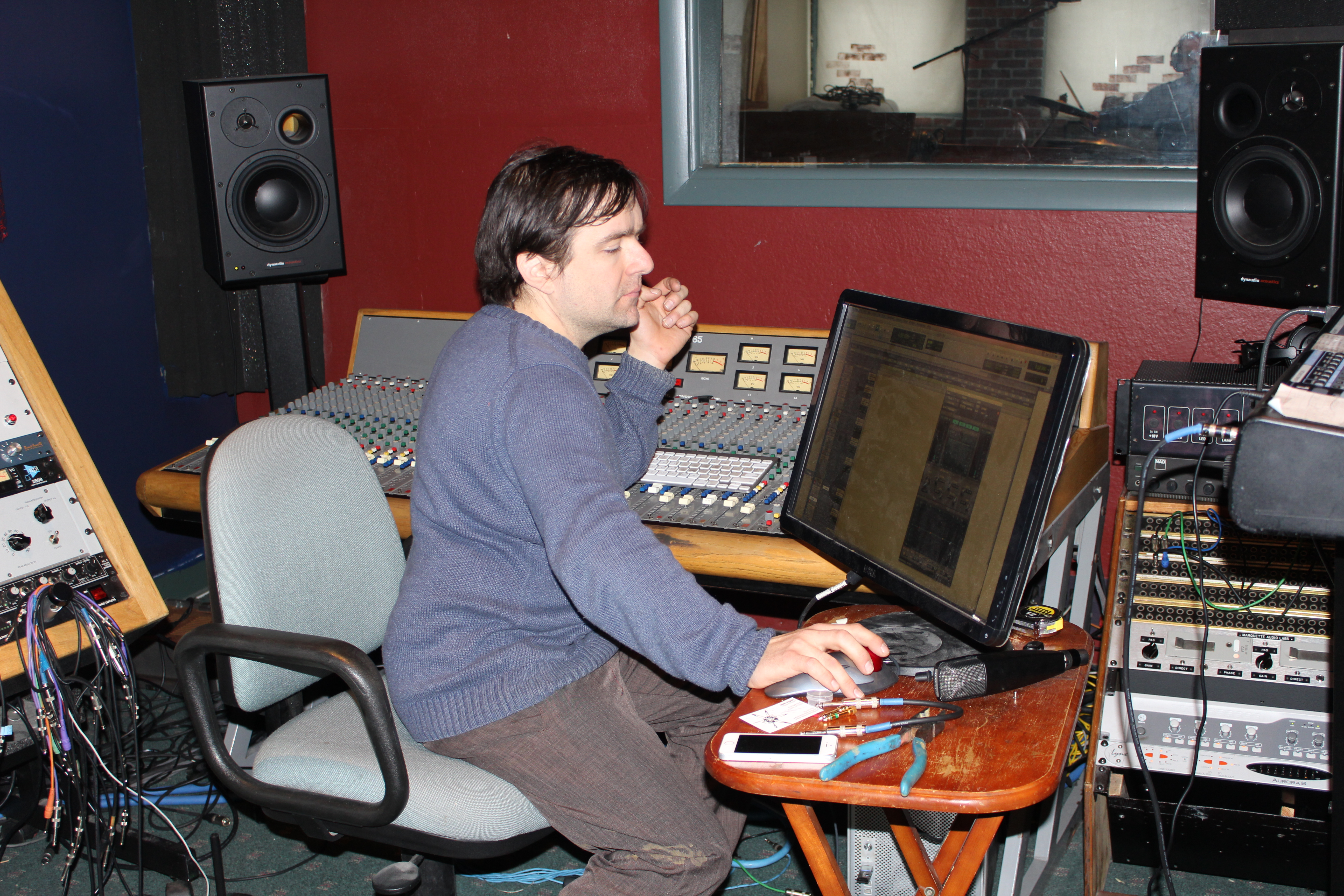 Jason Duguay-Project Sound Recording