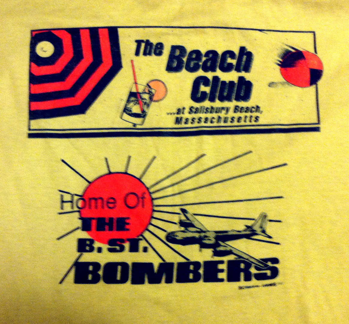 Salisbury Beach Club T-Shirt