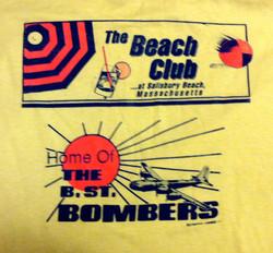 Salisbury Beach Club T-Shirt