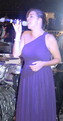 Mandy at Foster Kids' Gala